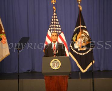 President Obama at USMA