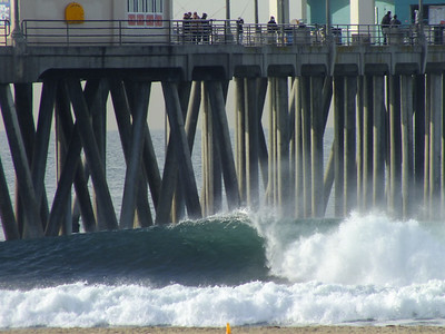 12/5/20 * DAILY SURFING PHOTOS * H.B. PIER