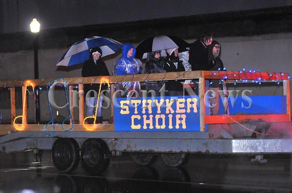 11-27-15 Archbold X-Mas Parade