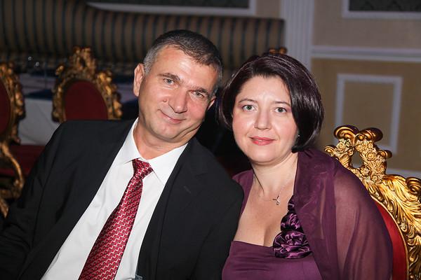 Mircea & Sidonia 10 years marriage celebration - July 31, 2010