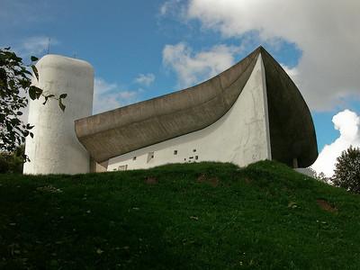 Ronchamp - Notre-Dame du Haut