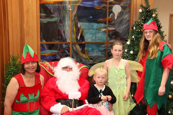 Santa's Grotto  Tuesday 17.12.13