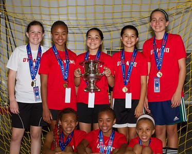 Futsal - Dynamo - 2014 Championship