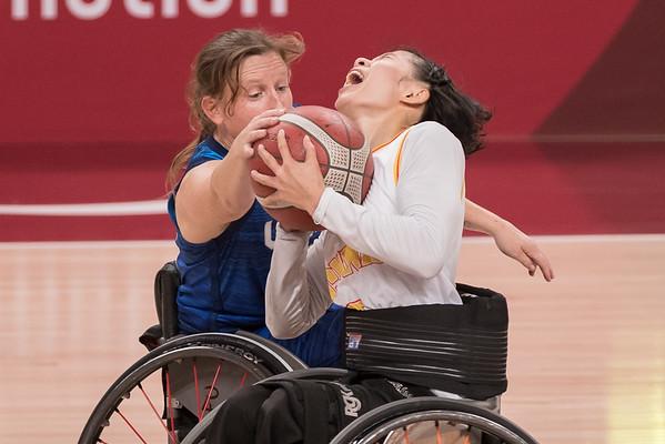 9-2-2021 Women's United States vs. China