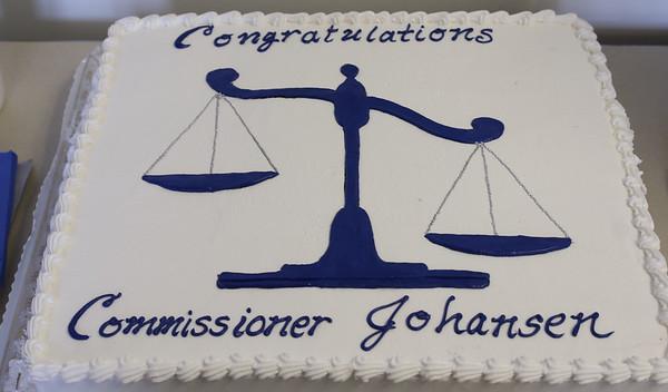 Commissioner Johansen
