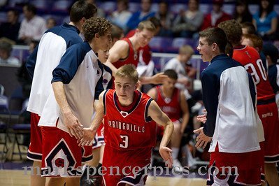 Basketball State SVB vs Bountiful 3-3-2011