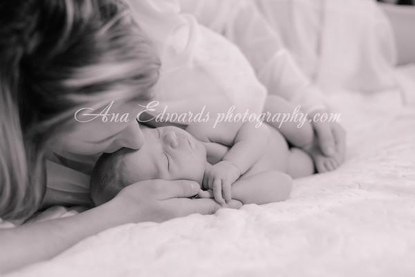 Ellis.  Nine days old  |  Putney, Georgia