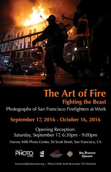 Art of Fire 11x17 Poster