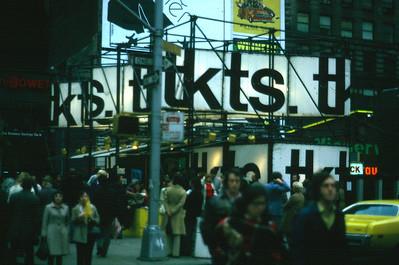 1973 New York City