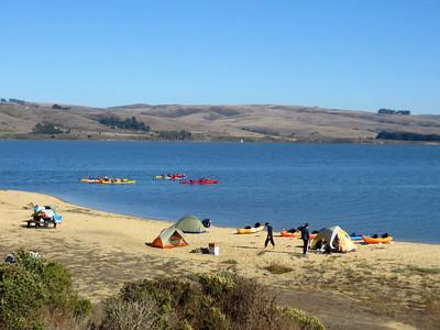 Tomales Bay Kayak/Camp: Oct 26-27, 2013