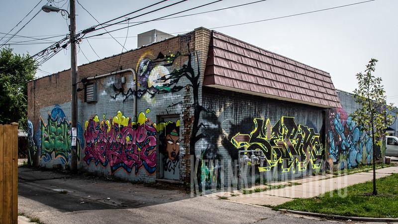 Logan Square Graffiti