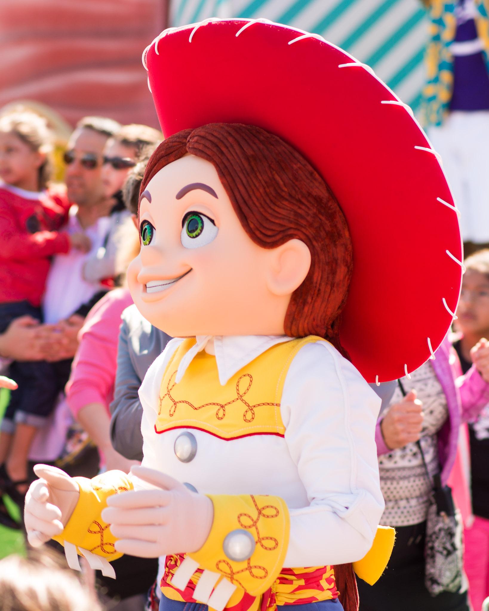 Toy Story Jessie - Walt Disney World Magic Kingdom