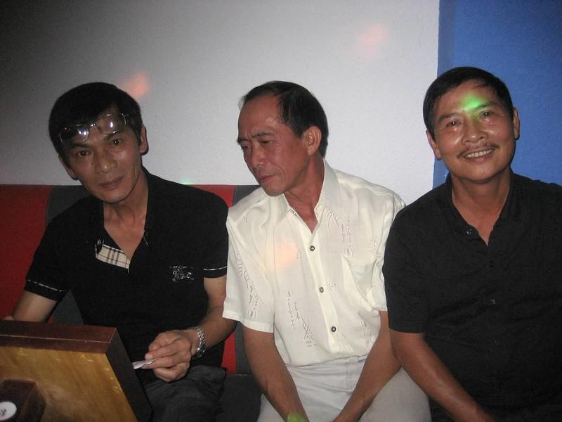 Nguyễn Văn Lang, Nguyễn Viêt Vũ, Trần Văn Đồng