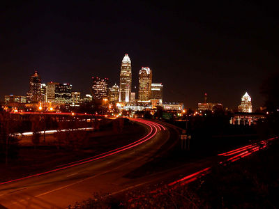 Charlotte night
