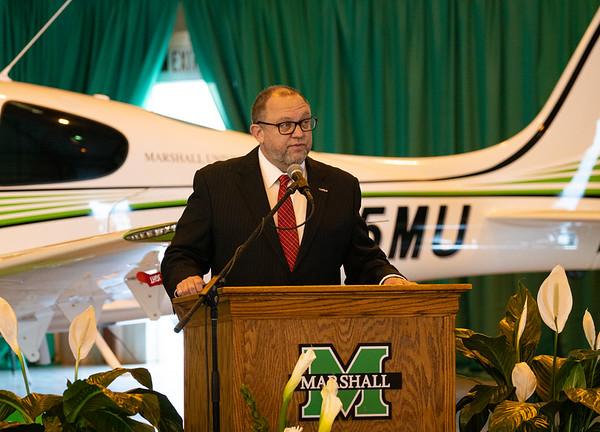 3.26.21 Aviation Maintenance Technology Program Groundbreaking