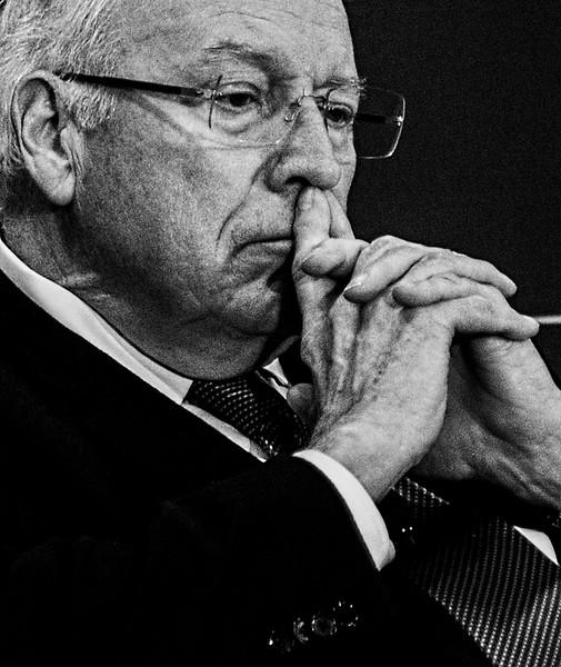 Ron Hall | Dick Cheney
