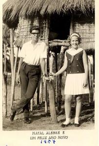 Mário e Paula Santos David
