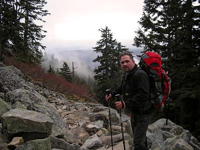 Bret's B-Day Mt Pilchuck 2010
