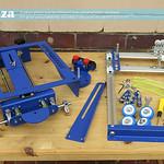 SKU: SP-BOTTLE/170, ScreenMaster Bottle-Lite Screen Printer max.Φ170mm (H:200mm, L:250mm) QMH170
