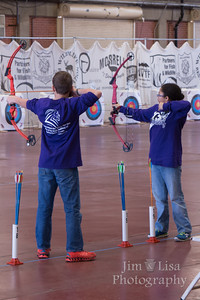 Archery: Regional Competition, February 12