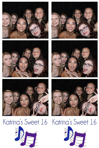 Katrina's Sweet 16