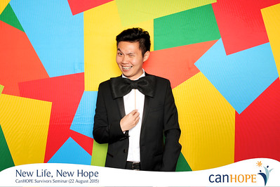 PCC Survivors' Seminar - New Life, New Hope