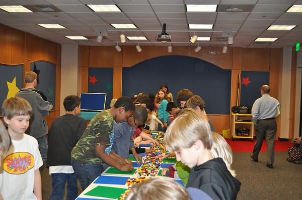 Lego Block Party 2012