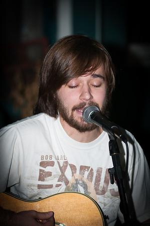 Joseph at Tubby's in Thunderbolt - 3/2/2012