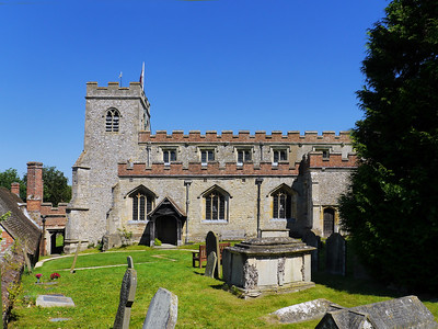 St Mary The Virgin, Church of England, Parson's Lane, Ewelme, OX10 6HS