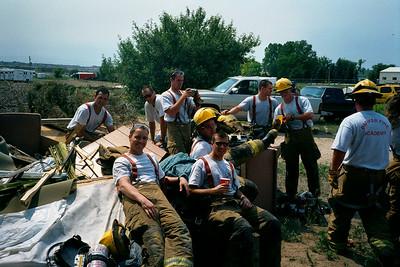 2002 Parker Fire Academy