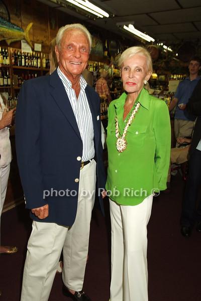 Howard Marton, Rosalie Brinton photo by Rob Rich © 2008 516-676-3939 robwayne1@aol.com