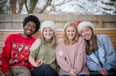 Holiday Family Photoshoots
