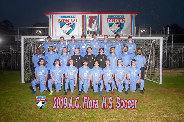 2019 Boys Soccer HS