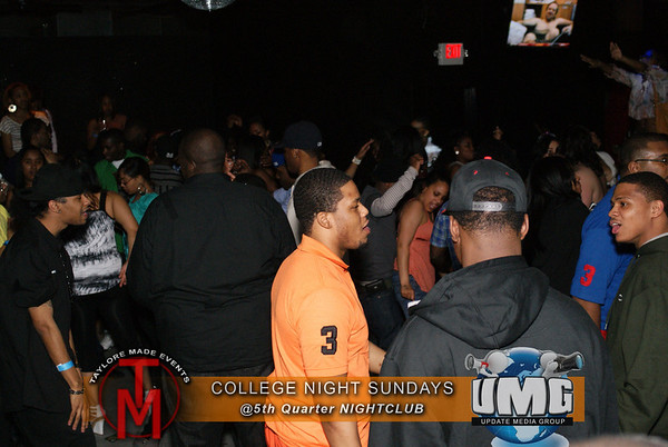 NOIR FASHION SHOW AFTER PARTY| TAYLOREMADE & FLY BOI ENT| 5thQuarter Sundays