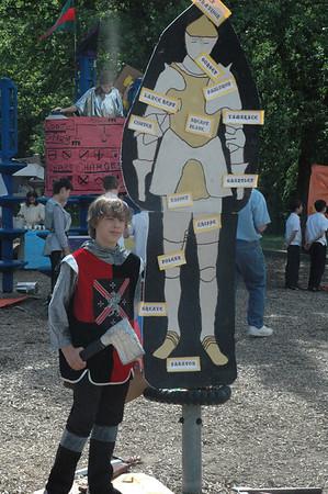 Six Grade Medieval Fair