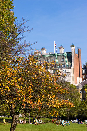 The Green Park, London, United Kingdom