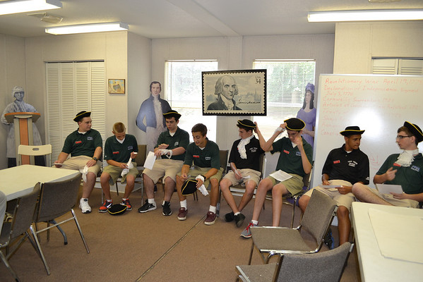 Interactive History Visits Montpelier