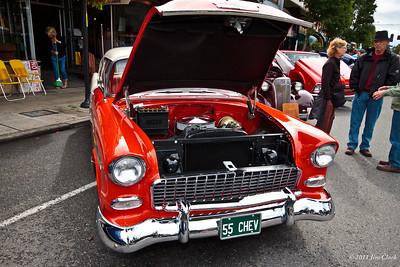 West Seattle Car Show Sept 2011