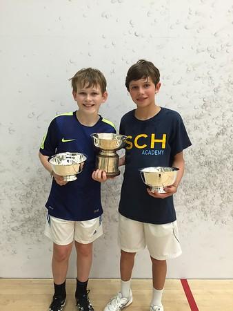 2015 U.S. Junior Squash Doubles Championships