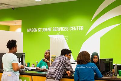 Mason Student Services Center Open House