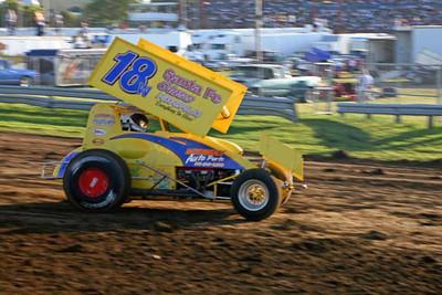 Sedalia State Fair Speedway Augus 23, 2009