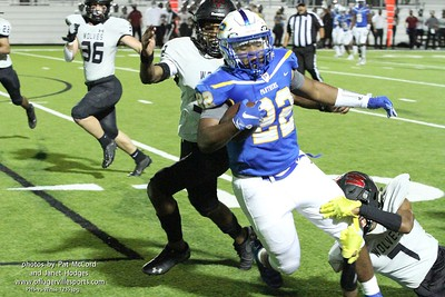 201106 Pflugerville Panthers vs Weiss Wolves