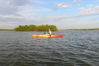 Sunset Kayak Tour - Armstrong & Wainscott