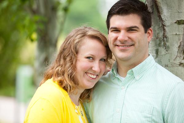 Christina and Geoff  Engagement