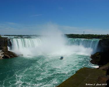 Rochester, NY and Niagara Falls Canada