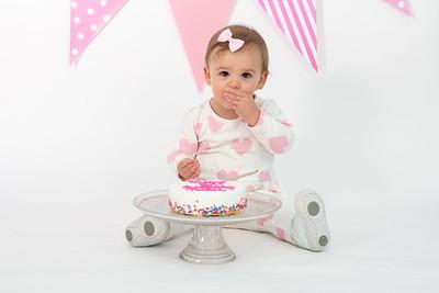 Parker cake smash