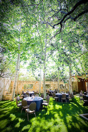Travaasa - Solidago Garden Dining