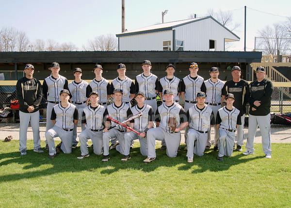 BHS Baseball 2014-2015