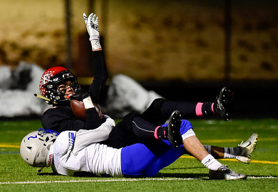Photos: Fairview Vs. Poudre Football 10/24/19
