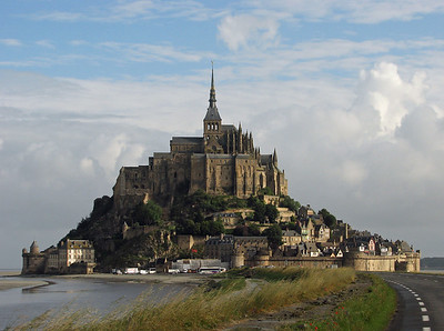 St. Malo (and Mt. St. Michel), France - 2007